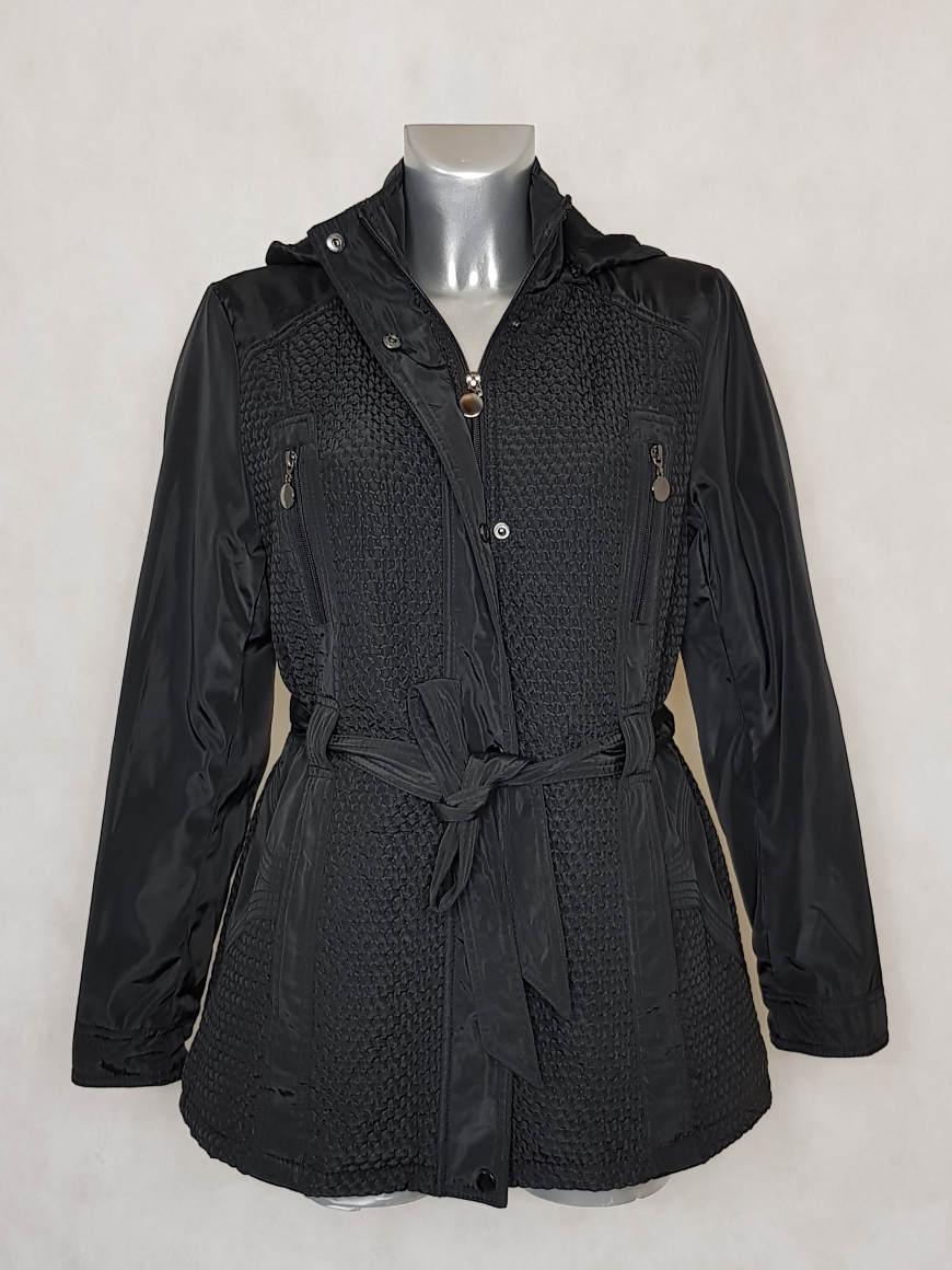 153095104c91b Doudoune femme grande taille courte légère noir - Caprices de madeleine