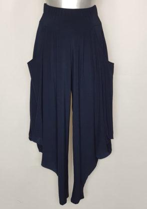 Pantalon sarouel grande taille femme ronde