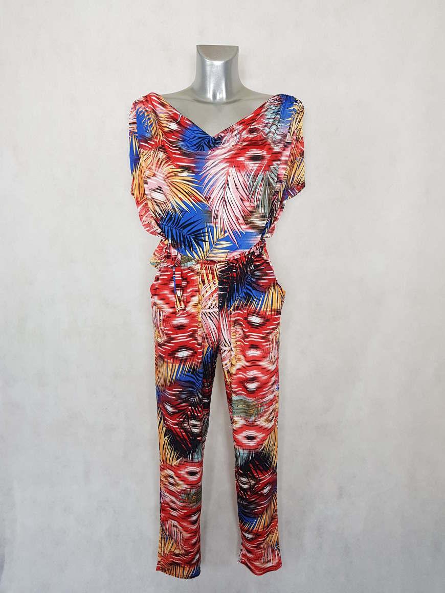 combi-pantalon-femme-fuselee-fluide-motif-ethnic-taille-elastiquee1