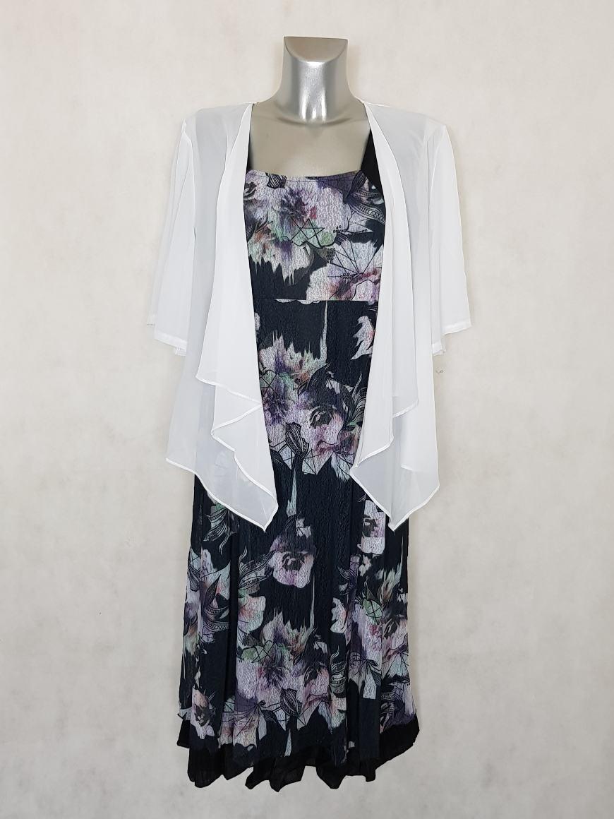 robe-femme-ronde-evasee-en-resille-noir-floral2
