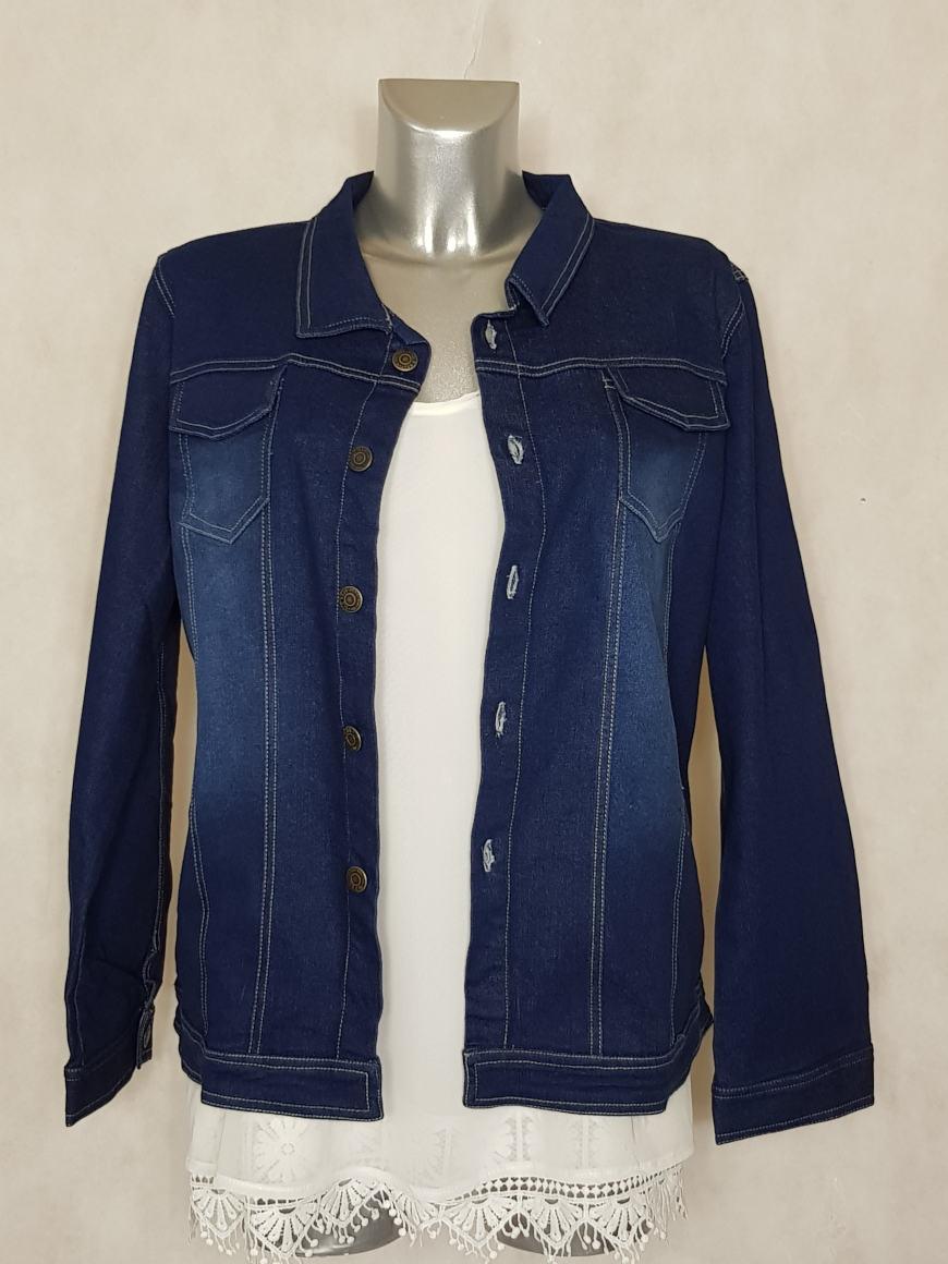 veste-jeans-femme-bleu-brut-delave-et-cintree