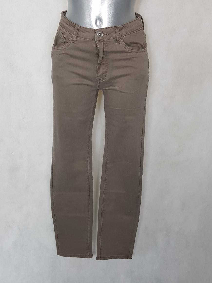 4d78a480393e0 pantalon femme droit taille haute gainant beige - Caprices de madeleine