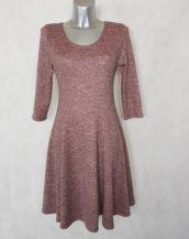 Robe pull évasée femme grande taille tendance