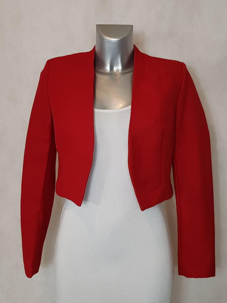 veste-bolero-femme-rouge-tissu-crepe-col-v1