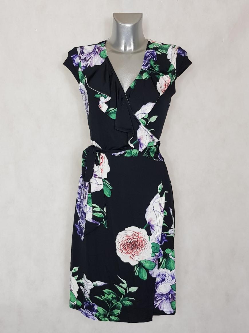 robe-femme-portefeuille-fleurie-et-col-v-a-volants2