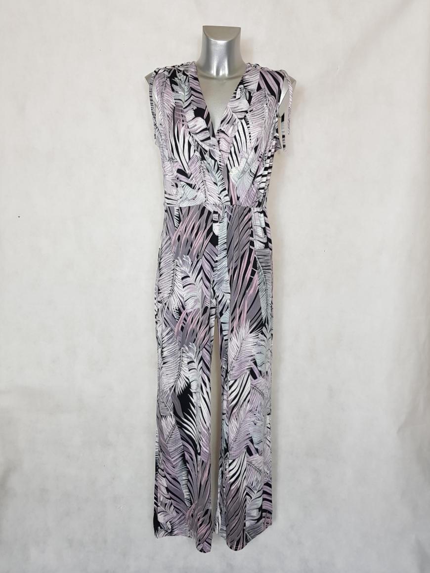 combi-pantalon-femme-large-gris-feuille-tropicale1