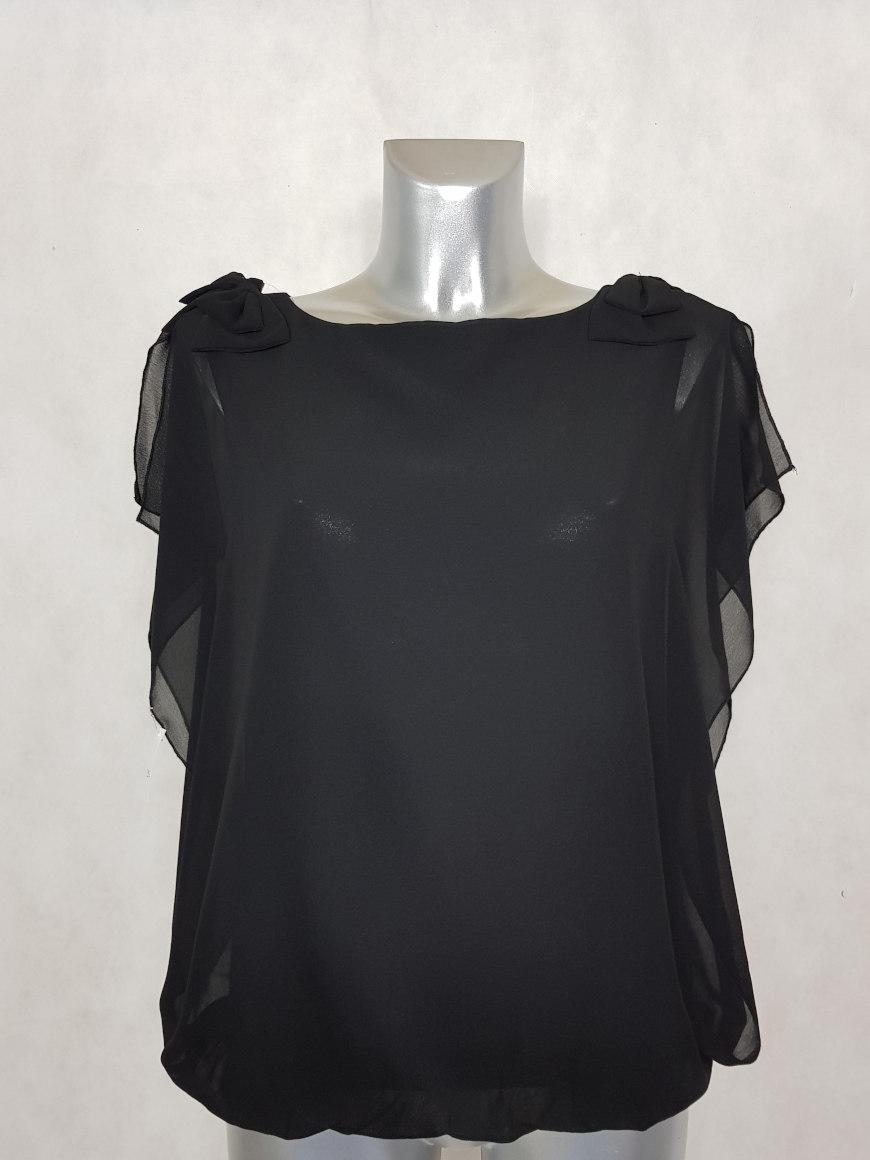 tunique-femme-blousante-noir-2-en-1-avec-noeud1