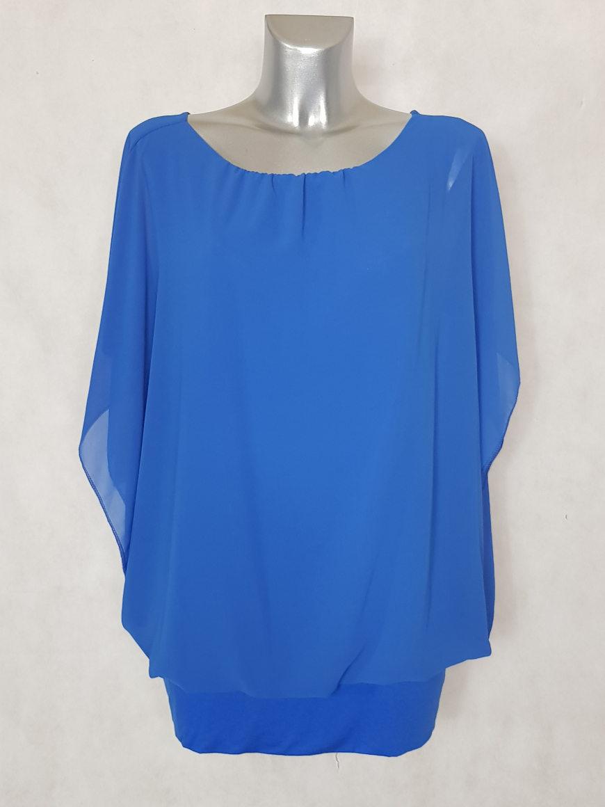 tunique-femme-ronde-blousante-bleu-2-en-1