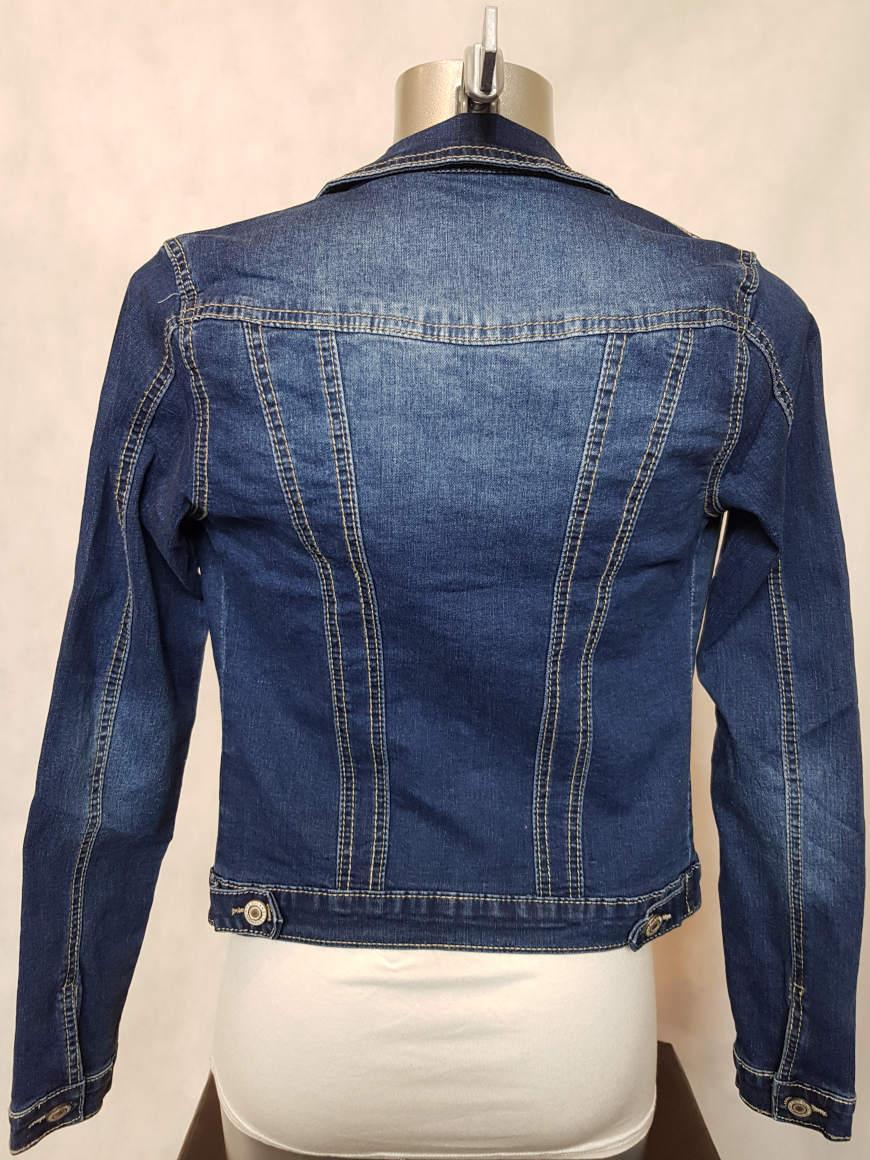 nouveau concept fb59f 28912 Veste en Jeans