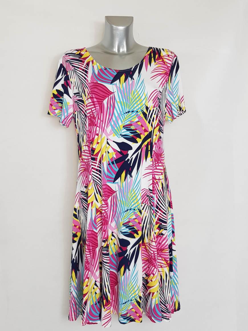 robe-evasee-courte-elegante-femme-grande-taille6