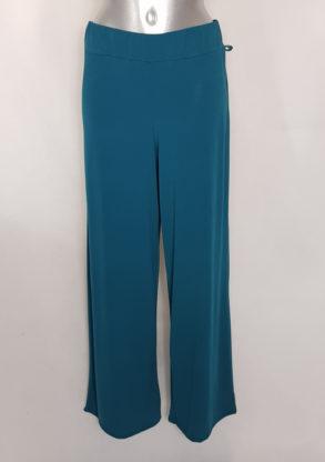 Pantalon large fashion femme taille élastique