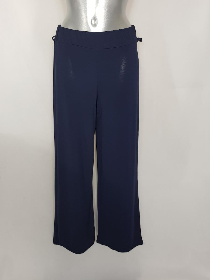 pantalon-large-marine-femme-chic-taille-elastique1