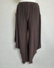 Pantalon sarouel chic original femme grande taille