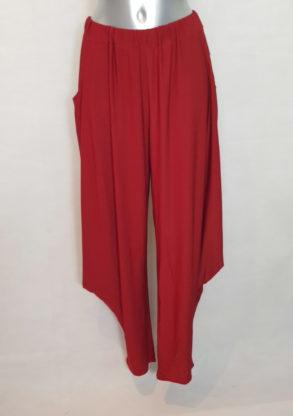 Pantalon bouffant confortable femme grande taille