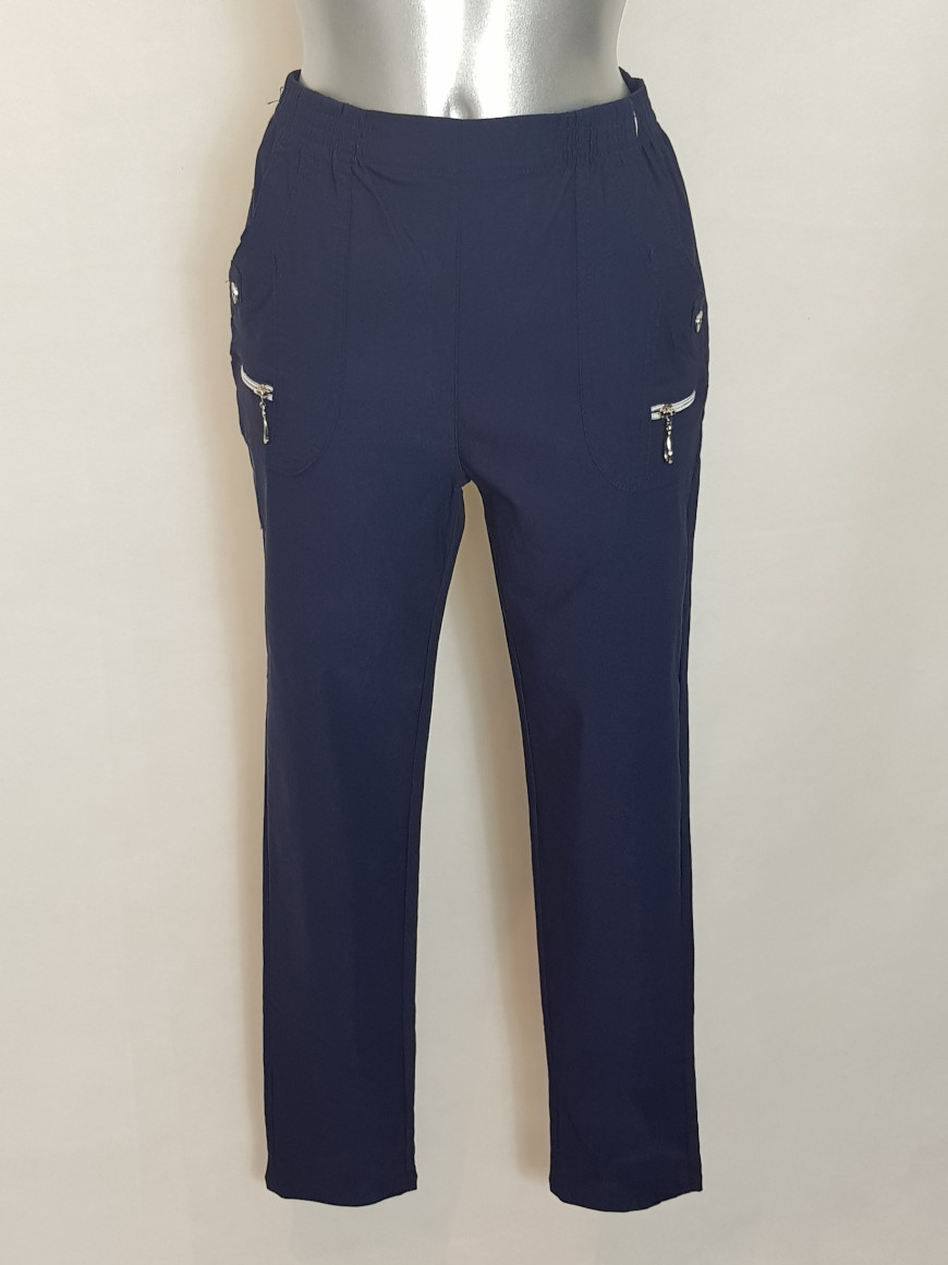 pantalon-confortable-femme-ronde-taille-elastique1