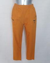 Pantalon élégant confortable femme ronde âgée