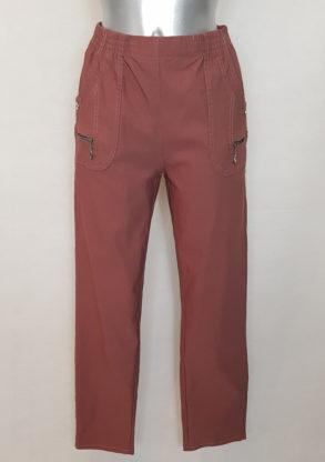 pantalon femme taille élastiquée personne âgée