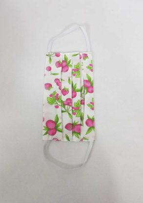 Masque de protection en tissu coton lavable