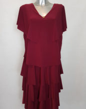 Robe milongue chic originale mode femme ronde