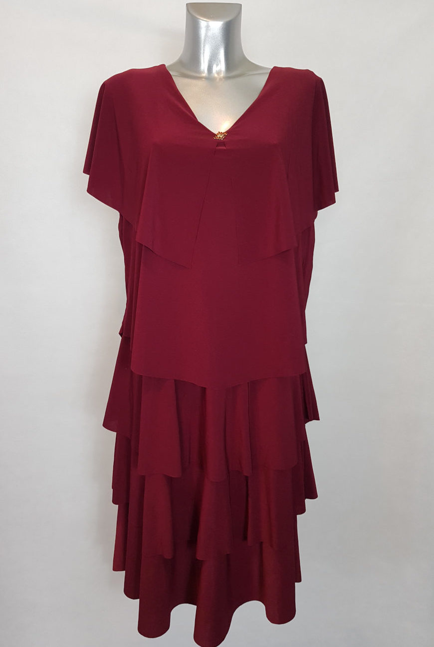 robe-milongue-chic-originale-mode-femme-ronde