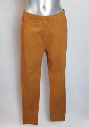 Pantalon chic taille haute femme grande taille