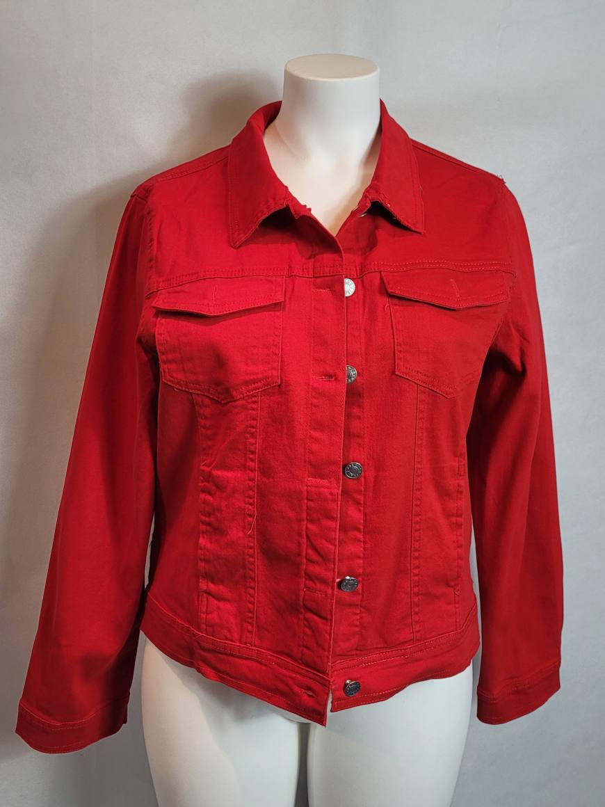 veste-jeans-courte-coloree-femme-grande-taille2