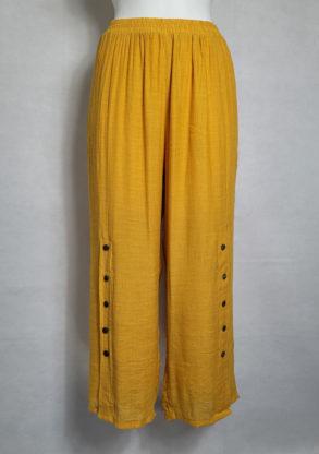 Pantalon ample femme grande taille tendance