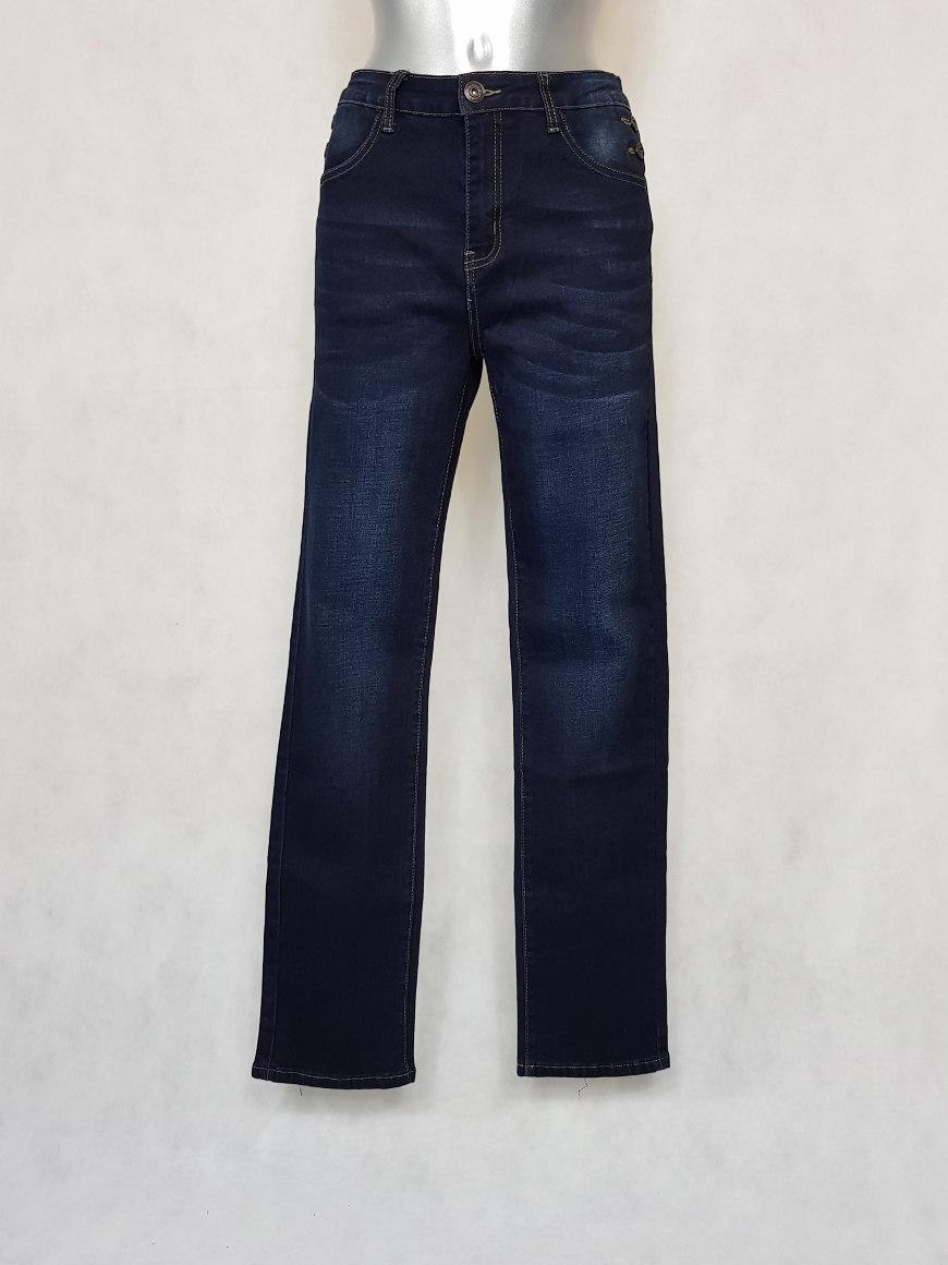 jeans-femme-grande-taille-droit-bleu