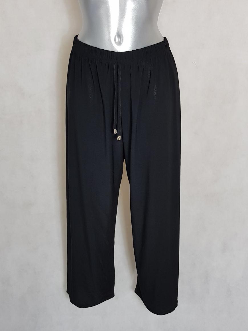 pantalon-femme-ronde-large-fluide-noir-taille-haute