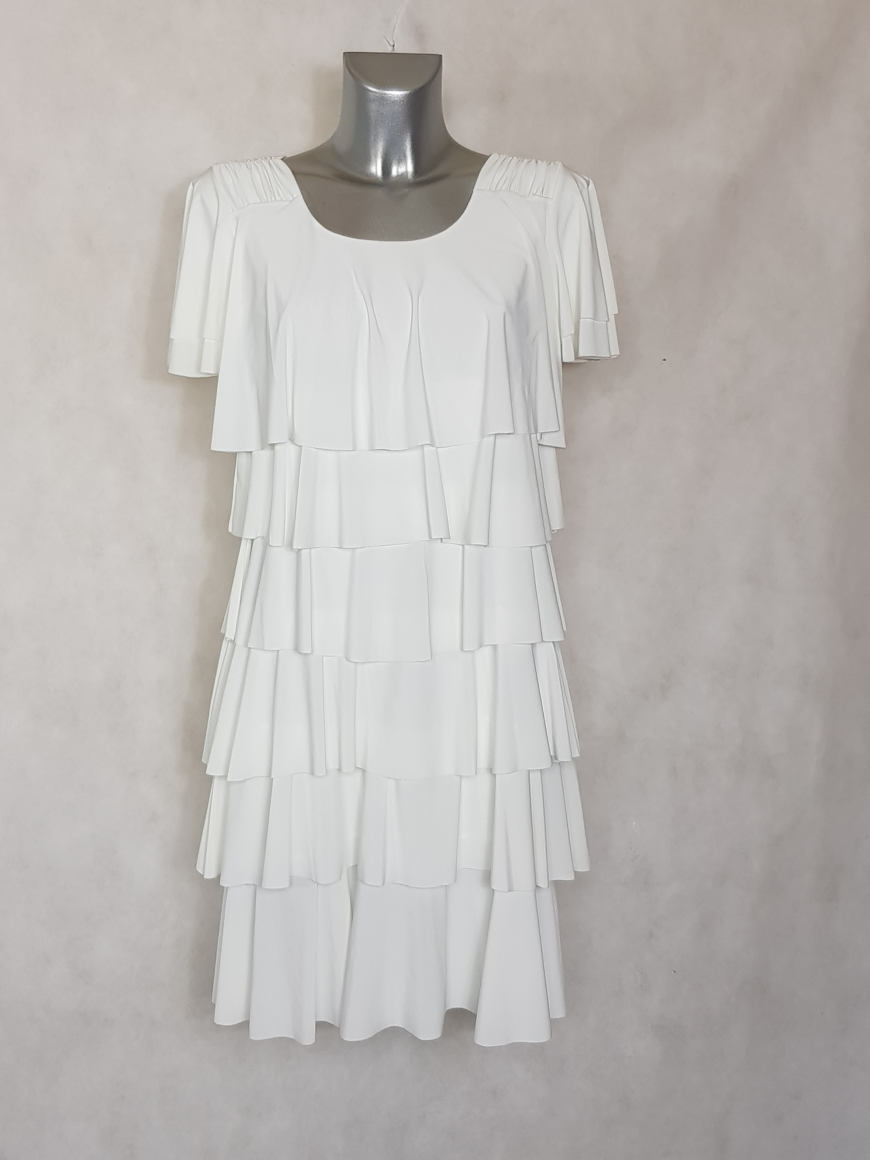robe-femme-fluide-blanche-a-volants-superposes
