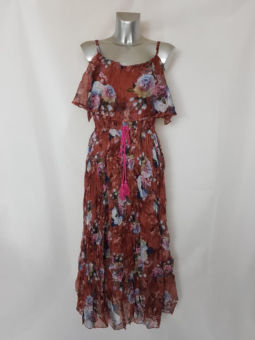 robe-longue-tendance-femme-ronde-a-manches1
