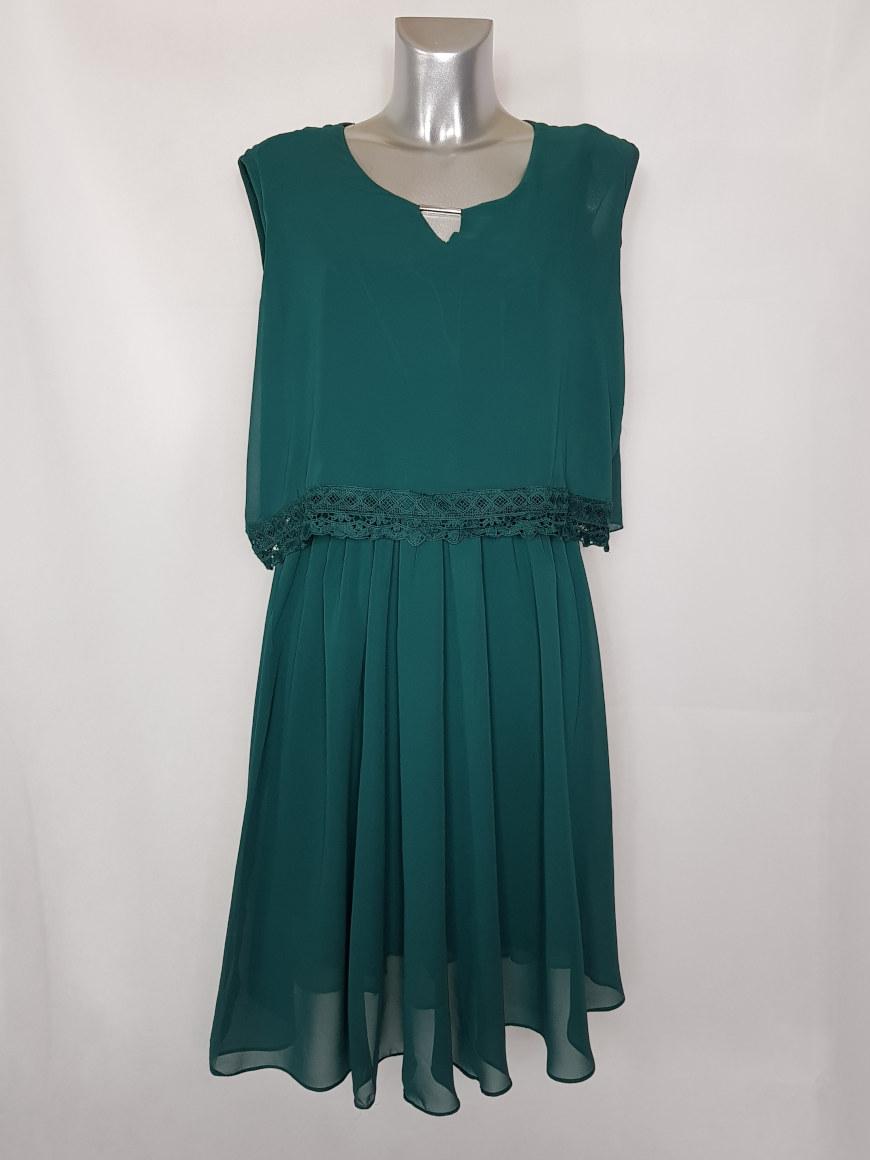 robe-soiree-courte-taille-elastique-femme-ronde1