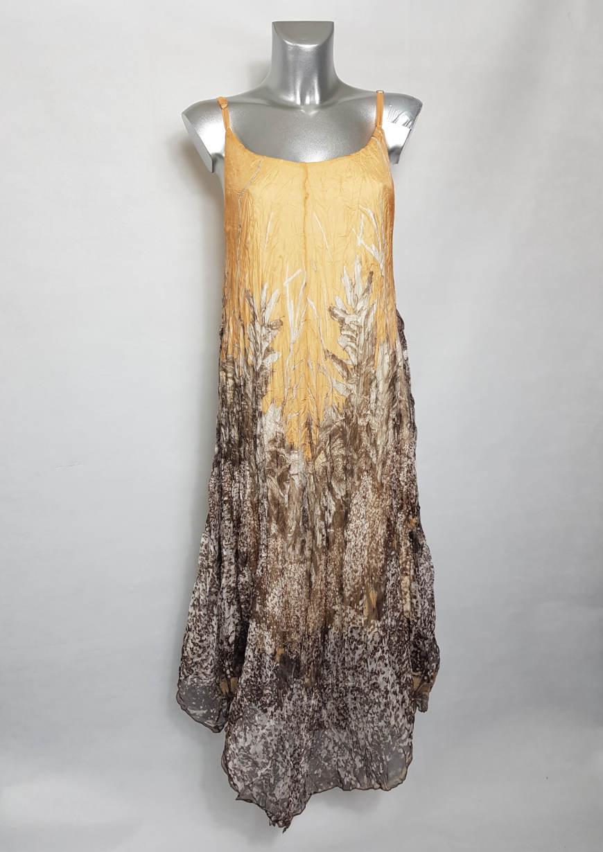 robe-longue-dete-coloree-femme-grande-taille